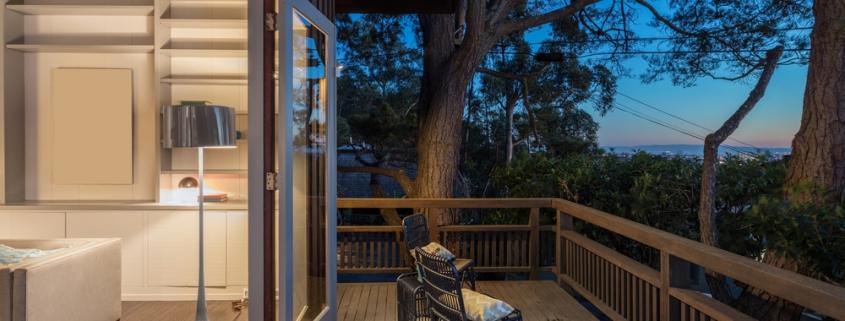elevated decks