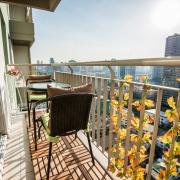 condo balcony decks