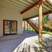elevated decks - outside